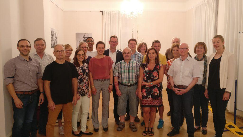 Lokale Partnerschaft Lorsch 2019