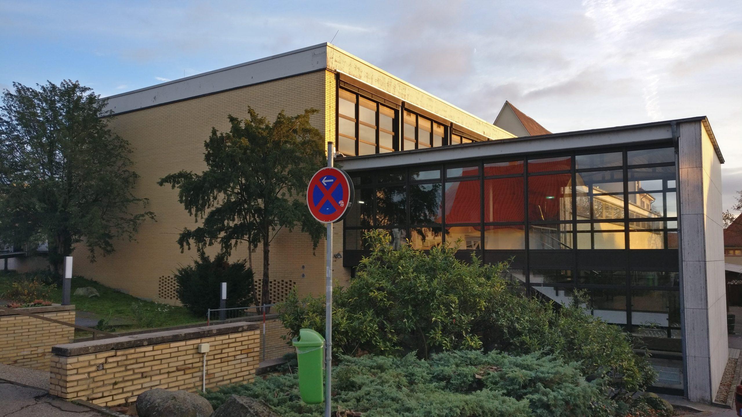 Großprojekt Nibelungenhalle