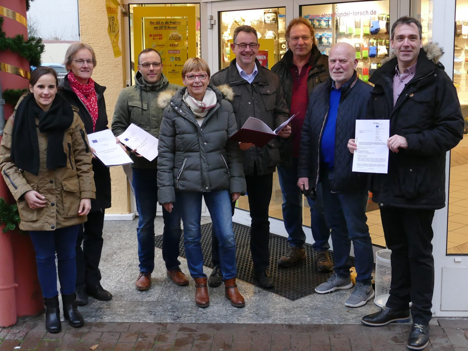 Lorsch wurde ins Förderprogramm Lokale Ökonomie aufgenommen
