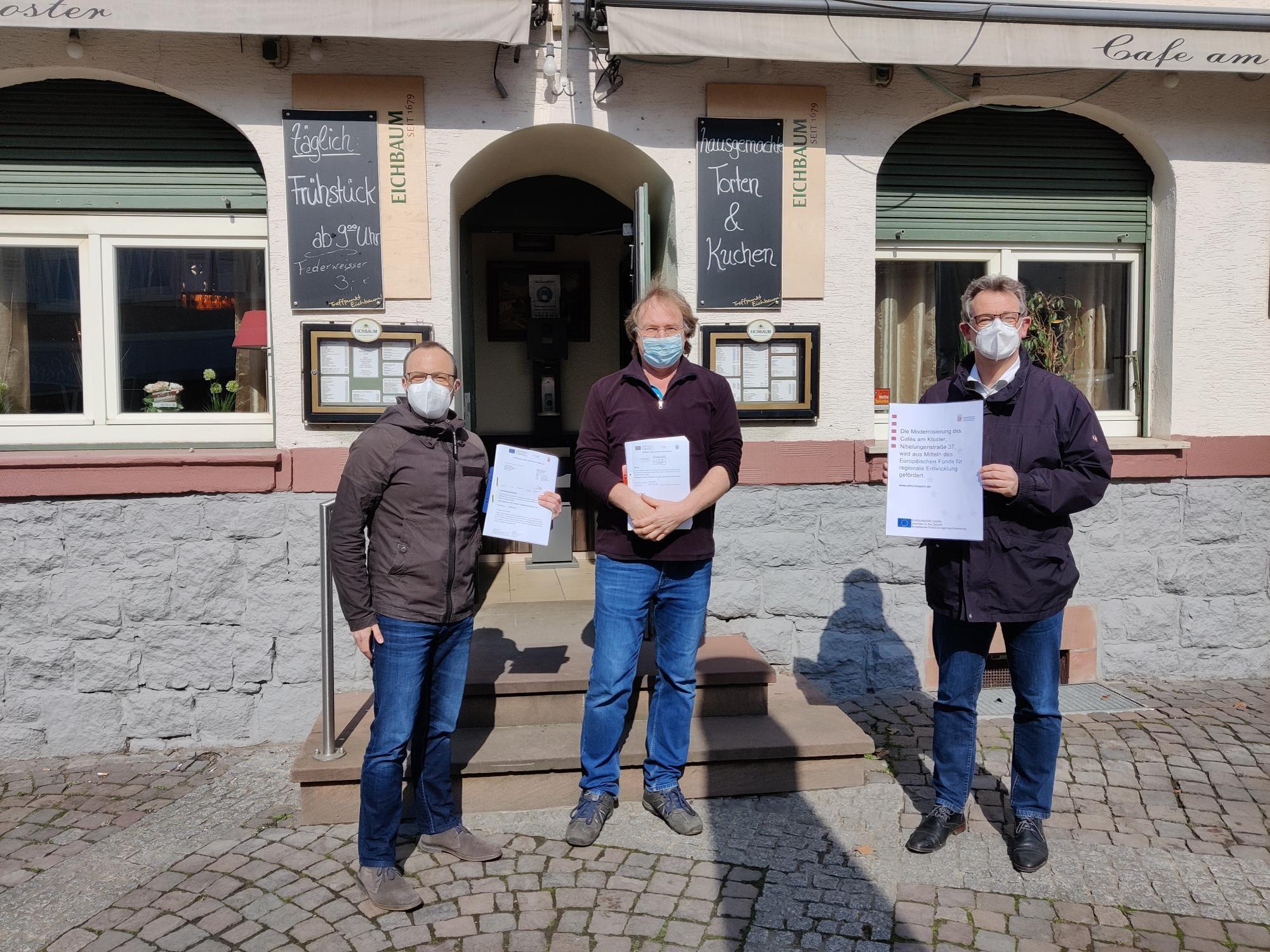 Café am Kloster Lorsch